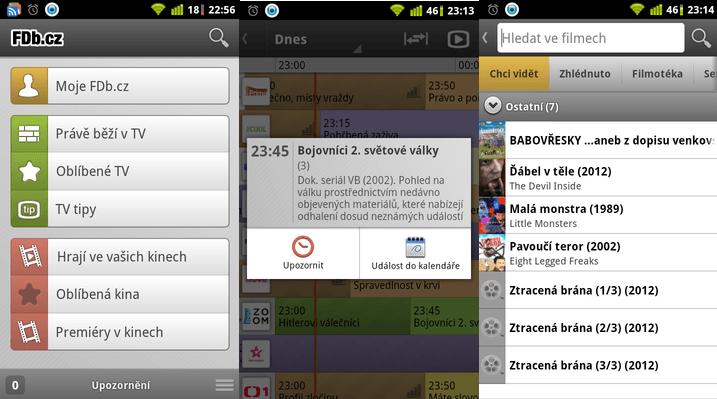 FDB pro Android